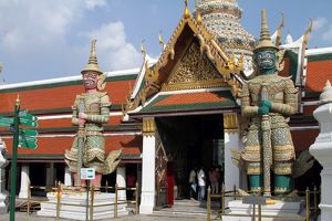 Thai Temples (Selection of 71 Items)