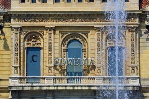 Comedia Theatre and cinema in Barcelona, Spain