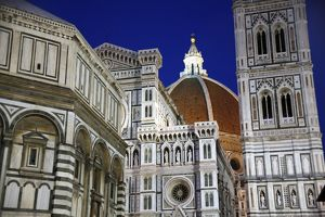 The Duomo, Cathedral of Santa Maria del Fiore, Florence, Italy