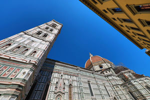 florence italy/duomo cathedral santa maria del fiore florence