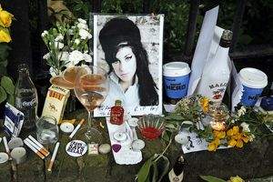 <b>Amy Winehouse farewell</b><br>Selection of 28 items