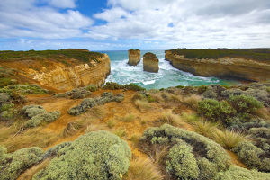 Loch Ard Gorge, Port Campbell National Park, Great Ocean Road, Victoria, Australia