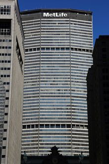 MetLife Building, New York. America