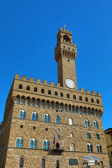 florence italy/palazzo vecchio museum tower florence italy