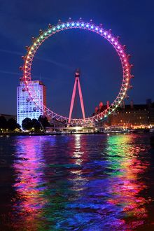 Rainbow London Eye (Selection of 6 Items)