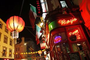 <b>Chinatown, London</b><br>Selection of 38 items