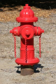 america/red fire hydrant