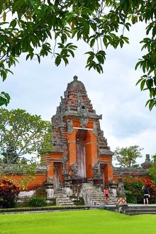 Royal Temple of Mengwi, Pura Taman Ayun, Bali, Indonesia