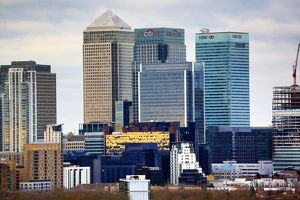 <b>Canary Wharf, London</b><br>Selection of 30 items