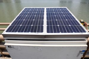 Solar Power panel in Singapore, Republic of Singapore