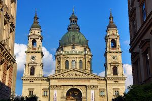 St Stephen's Basilica cathedral in Budapest, Hungary