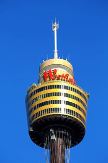 The Westfield Sydney Tower, Sydney, New South Wales, Australia